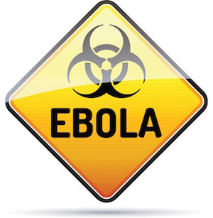 Ebola Disinfection